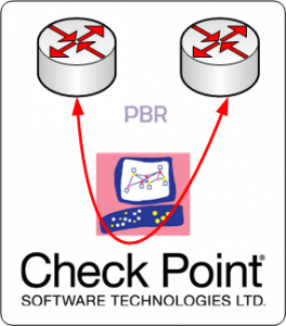 Source Routing con CheckPoint