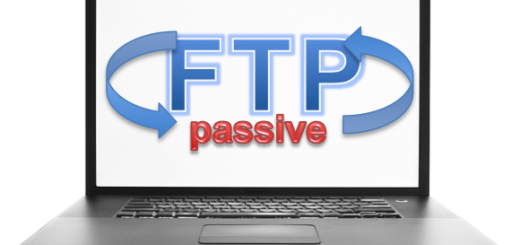FTP Passive Logo