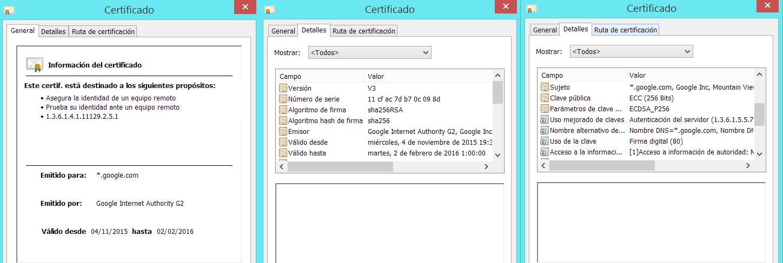 GoogleCertificate